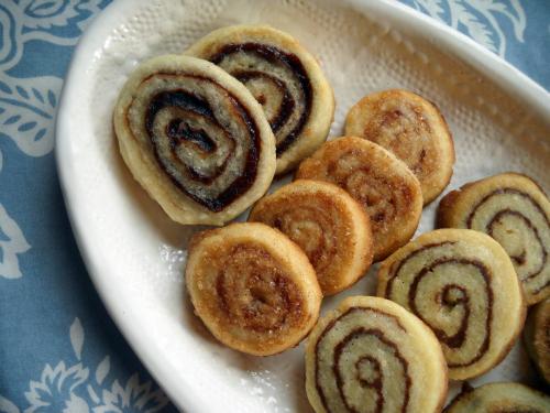 Fill-in-the-Blanks Pinwheel Cookies