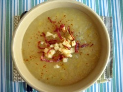 QSS Potato Leek Soup
