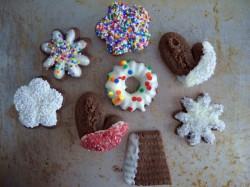 Last-Minute Christmas Cookie: Chocolate-Mint Spritz