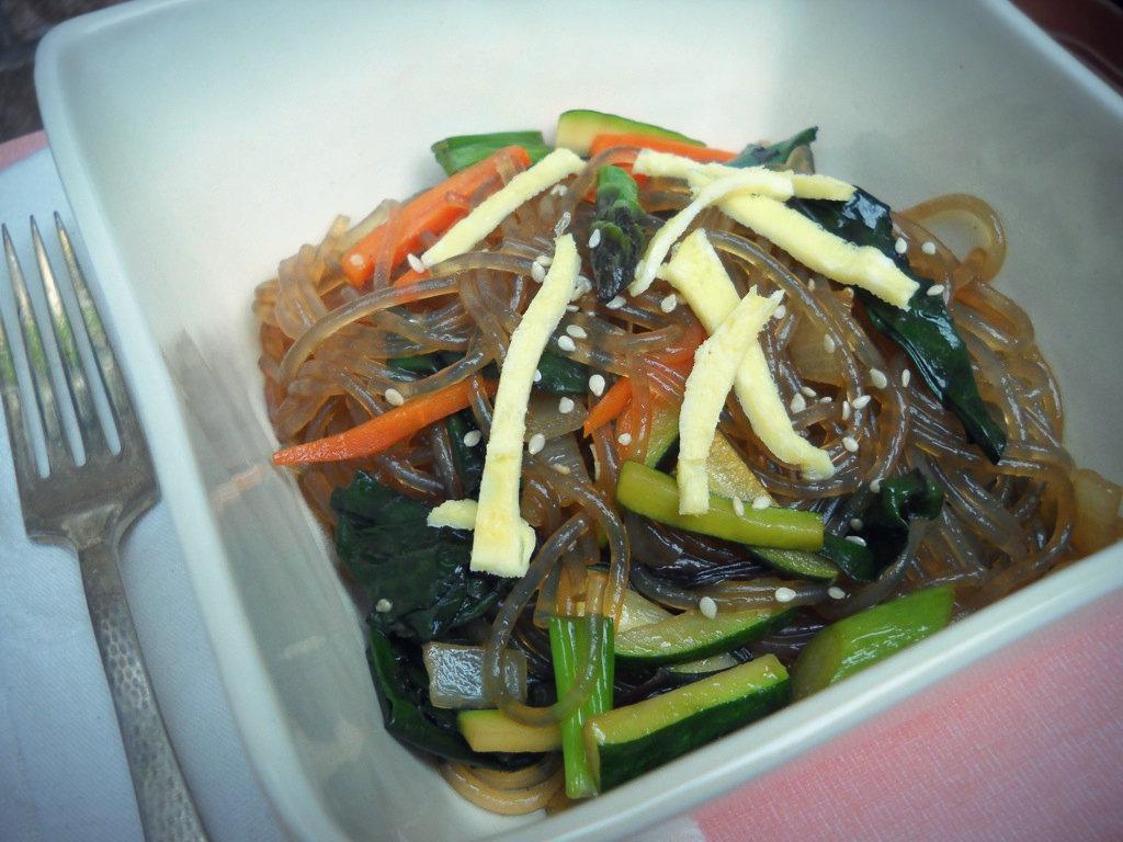 Family-Friendly Korean: Vegetable Jap Chae