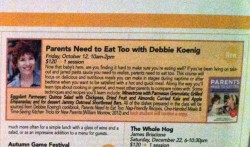 Read more about the article Coming to the Institute of Culinary Education: Parents Need to Eat Too