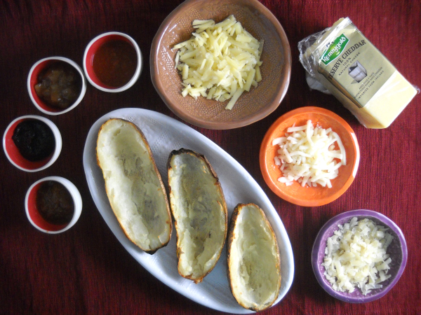 Read more about the article Potato Skins Bar: Super Bowl Picky Eater Special