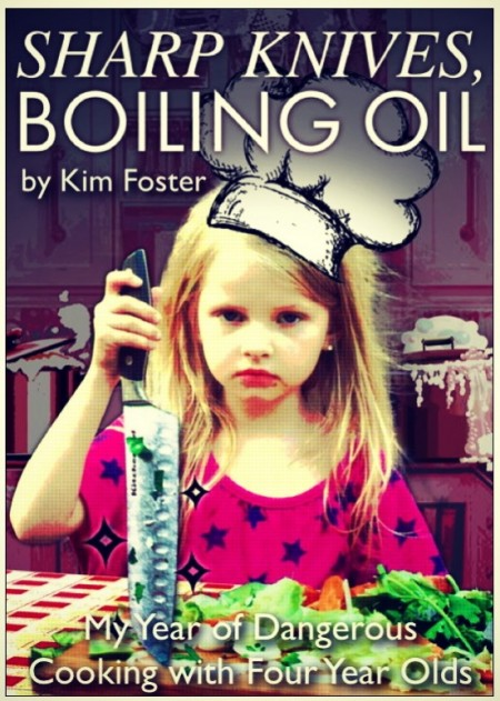 sharp kinves, boiling oil by kim foster