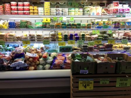 key food, mcguinness blvd, greenpoint, brooklyn