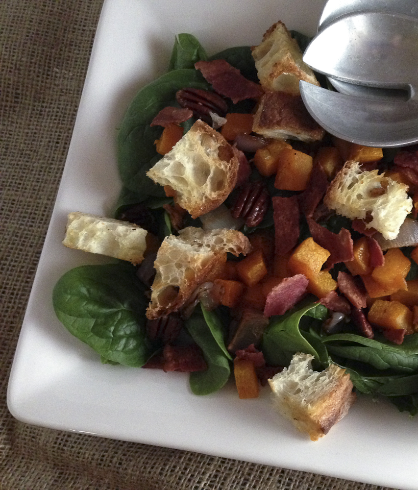 The Perfect Fall Salad