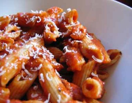 old family recipe for Italian tomato marinara sauce, from Sicily via south Jersey